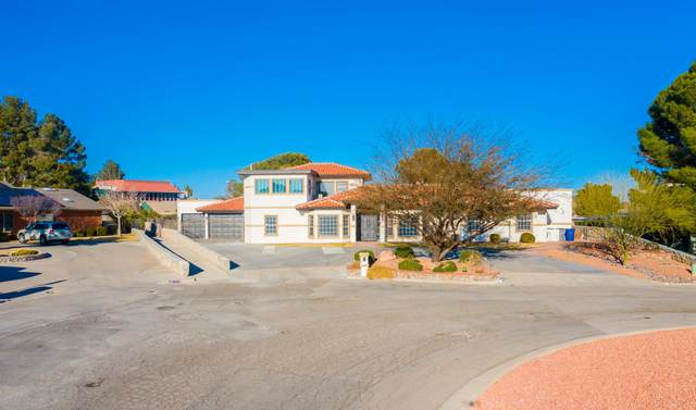 10957 Gary Player Drive, El Paso, TX 79935 (MLS #842161) :: The Purple House Real Estate Group