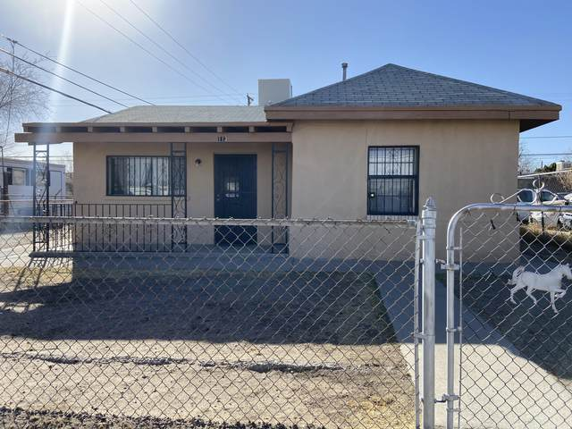 113 S Valencia Place, El Paso, TX 79905 (MLS #842165) :: The Purple House Real Estate Group