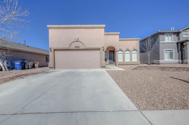 14561 Christian Castle, El Paso, TX 79938 (MLS #842173) :: Mario Ayala Real Estate Group