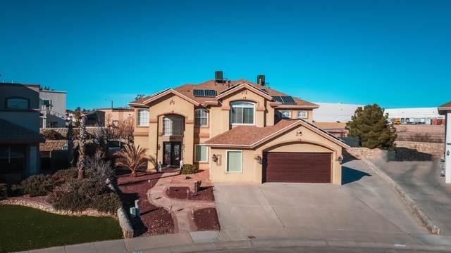 12373 Lupe Rivera Drive, El Paso, TX 79936 (MLS #842174) :: Mario Ayala Real Estate Group
