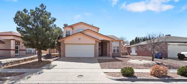 1372 Amber Morgan Drive, El Paso, TX 79936 (MLS #842179) :: The Purple House Real Estate Group
