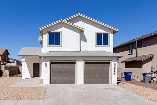 6281 Toucan Court, El Paso, TX 79924 (MLS #842187) :: The Purple House Real Estate Group