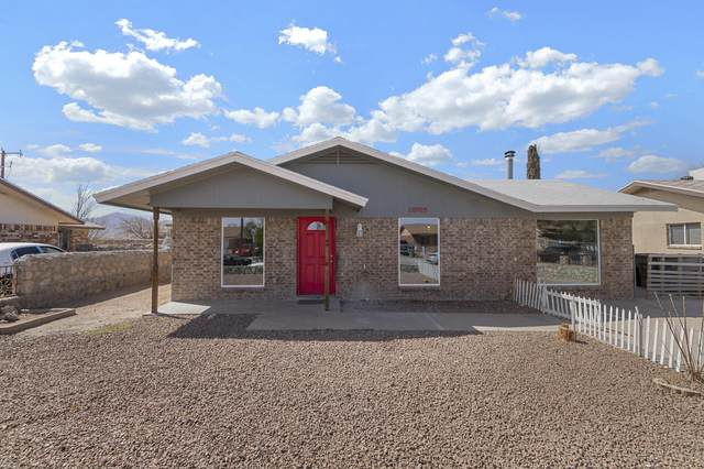 10705 Aquamarine Street, El Paso, TX 79924 (MLS #842207) :: Summus Realty