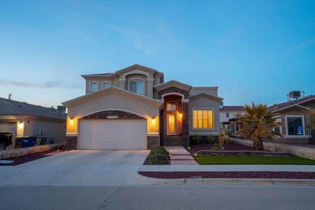 13169 Mystic Path, El Paso, TX 79938 (MLS #842213) :: Mario Ayala Real Estate Group