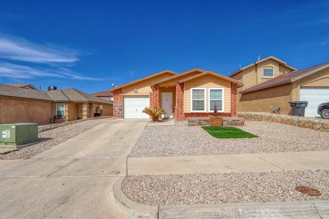 12265 Sun Bridge Place, El Paso, TX 79928 (MLS #842218) :: Mario Ayala Real Estate Group