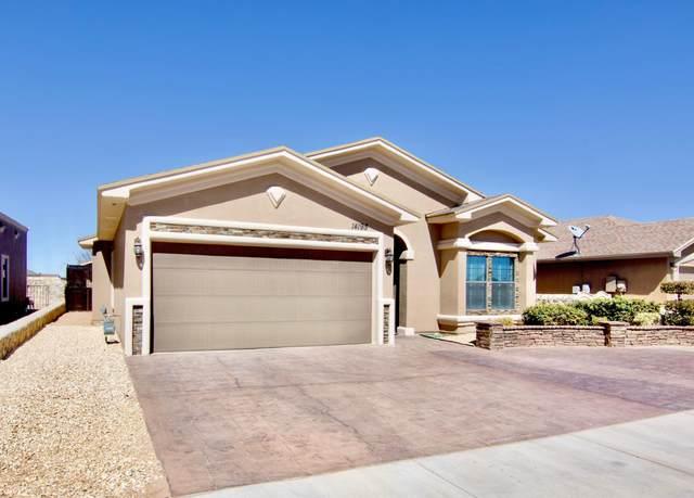 14195 Strata Rock Drive, El Paso, TX 79938 (MLS #842222) :: Mario Ayala Real Estate Group
