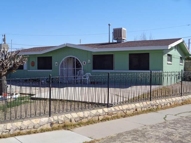 312 San Pablo Place, El Paso, TX 79915 (MLS #842230) :: Preferred Closing Specialists