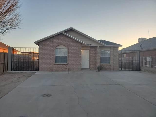 10404 Valle Del Mar Drive, Socorro, TX 79927 (MLS #842235) :: Jackie Stevens Real Estate Group brokered by eXp Realty