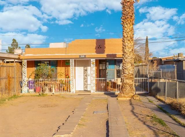 308 Val Verde Street, El Paso, TX 79905 (MLS #842244) :: The Matt Rice Group
