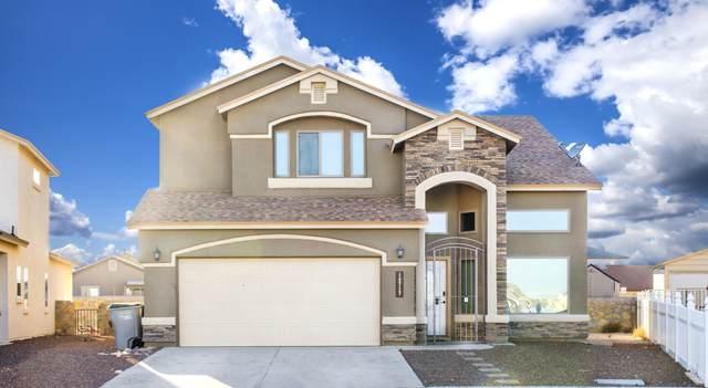 14717 Bobby Joe Hill, El Paso, TX 79938 (MLS #842252) :: Mario Ayala Real Estate Group