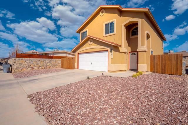 6952 Jericho Tree Drive, El Paso, TX 79934 (MLS #842257) :: Mario Ayala Real Estate Group