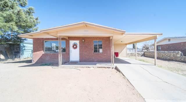 10344 Alcan Street, El Paso, TX 79924 (MLS #842259) :: Preferred Closing Specialists