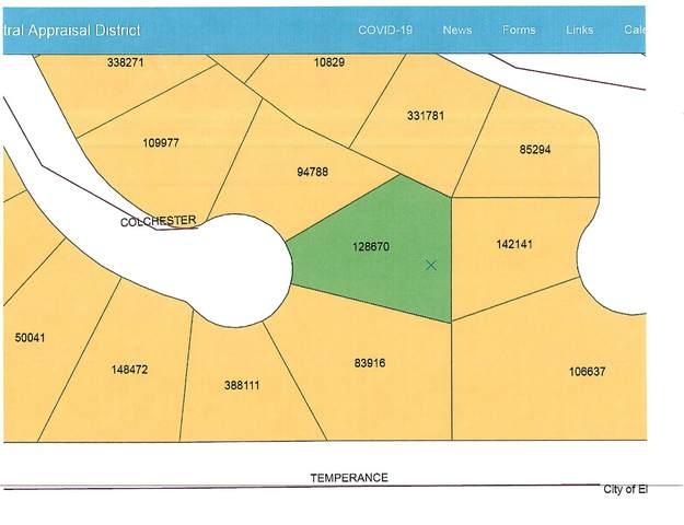 10 Temperance, Horizon City, TX 79928 (MLS #842266) :: Mario Ayala Real Estate Group