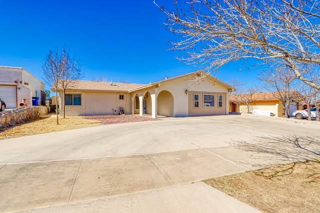 331 Flynn Drive, El Paso, TX 79932 (MLS #842271) :: Mario Ayala Real Estate Group