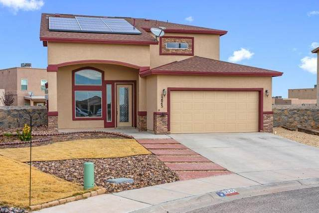 12045 N Breeze Place, El Paso, TX 79934 (MLS #842272) :: Mario Ayala Real Estate Group