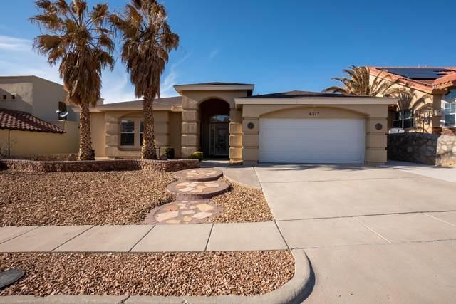 6317 Franklin View Drive, El Paso, TX 79912 (MLS #842276) :: Summus Realty