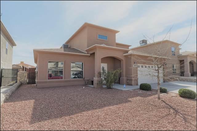5806 Redstone Pass Court, El Paso, TX 79934 (MLS #842277) :: Mario Ayala Real Estate Group