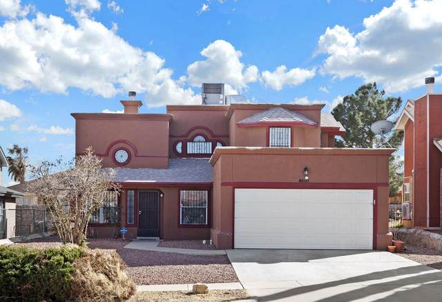 4600 Loma De Plata Drive, El Paso, TX 79934 (MLS #842340) :: Summus Realty