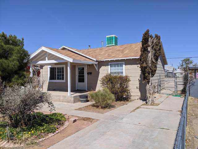 5621 Joyce Circle, El Paso, TX 79904 (MLS #842348) :: The Purple House Real Estate Group
