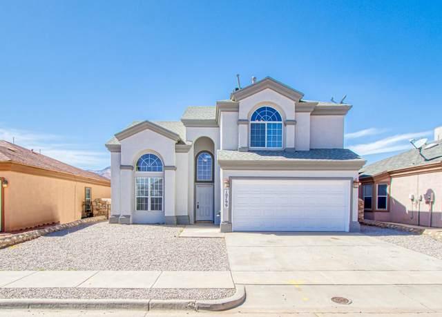 10799 Aaron Street, El Paso, TX 79924 (MLS #842349) :: Summus Realty