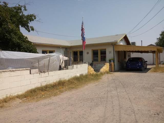 619 NE Camp, Fabens, TX 79838 (MLS #842366) :: Summus Realty