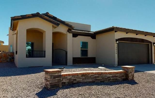 13901 Villa Vista Avenue, Horizon City, TX 79928 (MLS #842420) :: Summus Realty