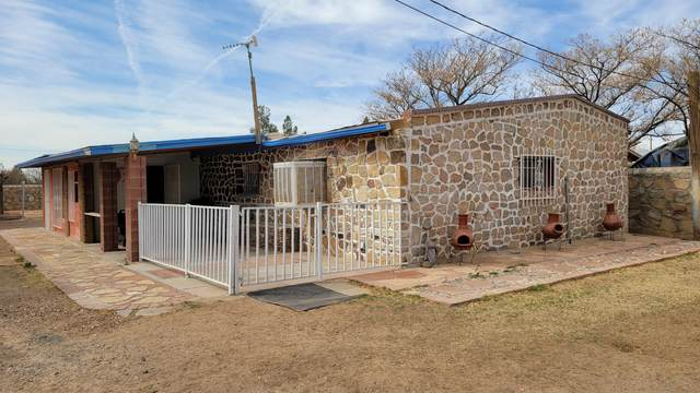 208 Tornillo Flats Drive, Chaparral, NM 88081 (MLS #842444) :: The Purple House Real Estate Group