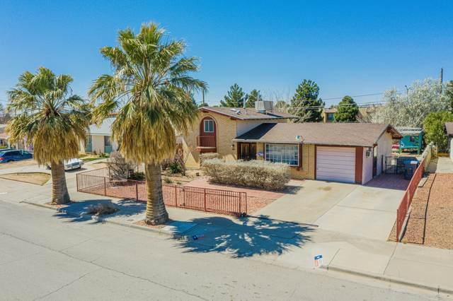 2805 Penwood Drive, El Paso, TX 79935 (MLS #842448) :: Summus Realty