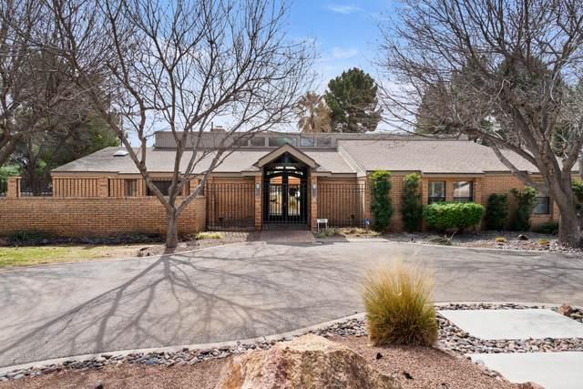 708 Waltham Court, El Paso, TX 79922 (MLS #842450) :: Summus Realty