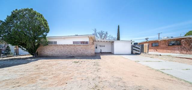 5112 Beals Street, El Paso, TX 79924 (MLS #842461) :: The Purple House Real Estate Group
