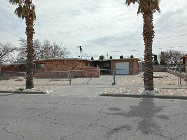 5116 Chateau Avenue, El Paso, TX 79924 (MLS #842470) :: The Matt Rice Group
