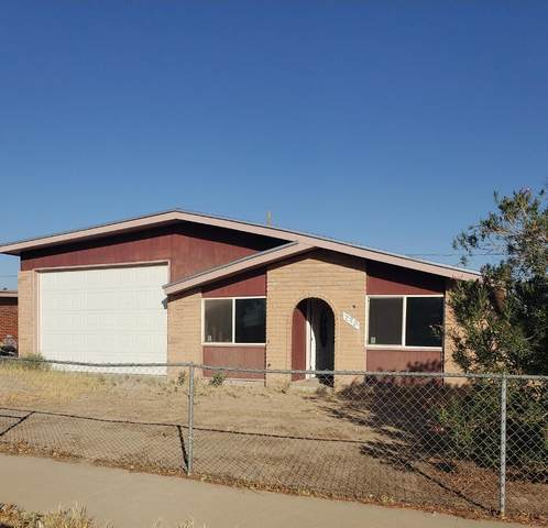 228 Maravilla Drive, El Paso, TX 79907 (MLS #842531) :: Preferred Closing Specialists