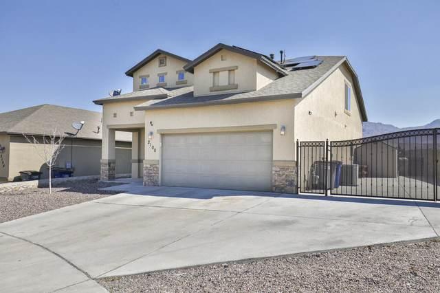 2100 Arian Place, El Paso, TX 79911 (MLS #842532) :: Summus Realty
