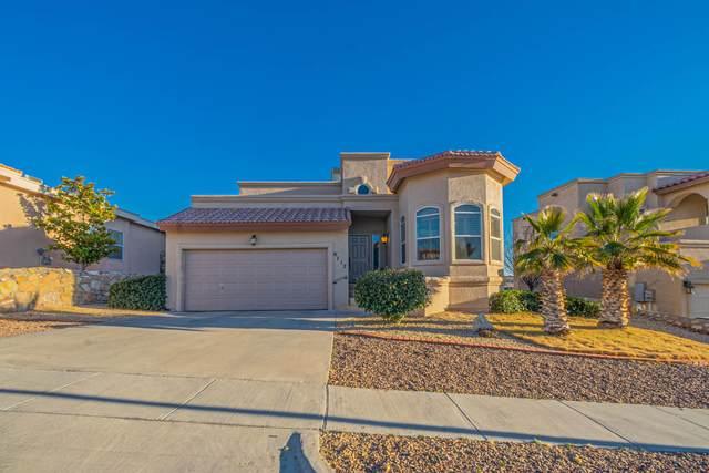 6712 Hermoso Del Sol Drive, El Paso, TX 79911 (MLS #842535) :: Preferred Closing Specialists