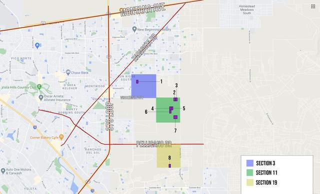 TBD Lot 1, El Paso, TX 79928 (MLS #842546) :: Jackie Stevens Real Estate Group