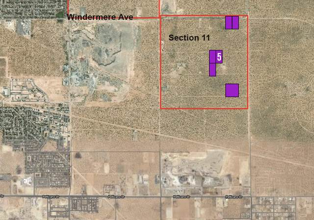 TBD Lot 5, El Paso, TX 79928 (MLS #842551) :: Preferred Closing Specialists