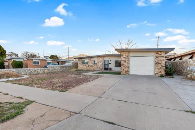 10081 Kenworthy Street, El Paso, TX 79924 (MLS #842567) :: The Purple House Real Estate Group