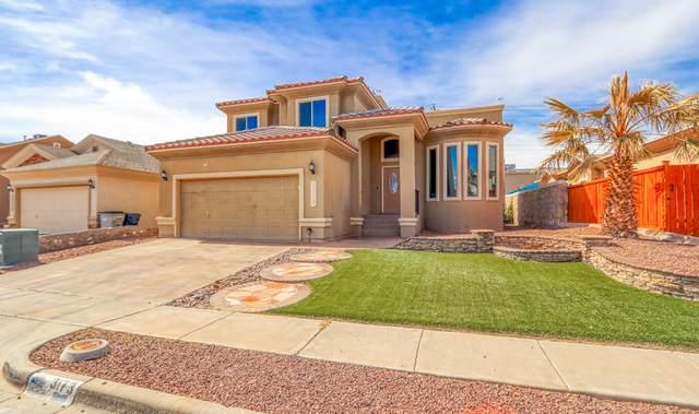 3173 Diego Aidan Drive, El Paso, TX 79938 (MLS #842577) :: The Matt Rice Group