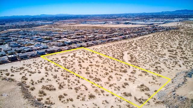 TBD 5 AC SEC 17, El Paso, TX 79928 (MLS #842579) :: Red Yucca Group
