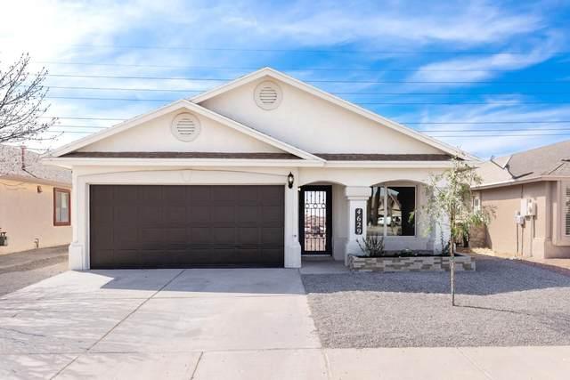 4629 Michael Torres Drive, El Paso, TX 79938 (MLS #842588) :: Summus Realty