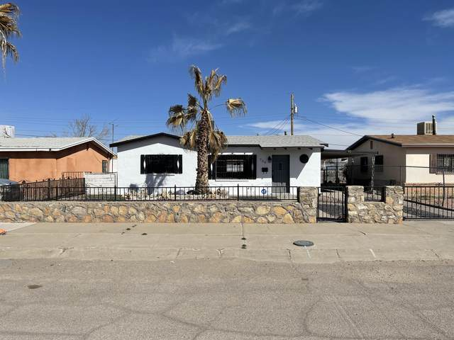 704 Dolan Street, El Paso, TX 79905 (MLS #842608) :: The Purple House Real Estate Group