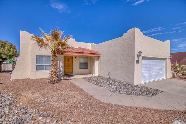 300 Avenida Mirador, Santa Teresa, NM 88008 (MLS #842611) :: The Purple House Real Estate Group