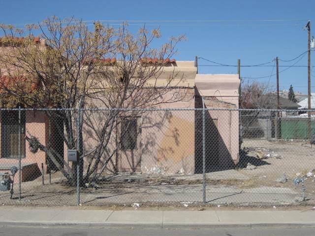 1209 E Missouri Avenue, El Paso, TX 79902 (MLS #842623) :: Preferred Closing Specialists
