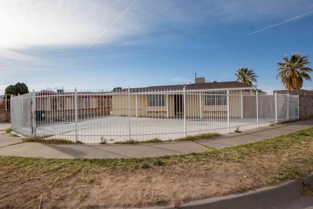 10117 Wolverine Drive, El Paso, TX 79924 (MLS #842635) :: Summus Realty