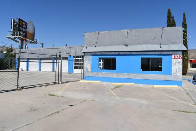 8337 Dyer Street, El Paso, TX 79904 (MLS #842673) :: Summus Realty