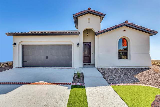 13630 Lawkland Street, El Paso, TX 79928 (MLS #842682) :: The Matt Rice Group