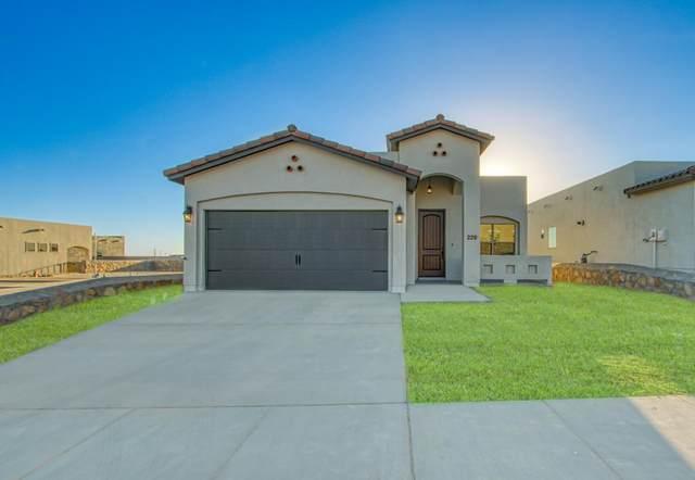750 Flexford Street, El Paso, TX 79928 (MLS #842686) :: The Matt Rice Group