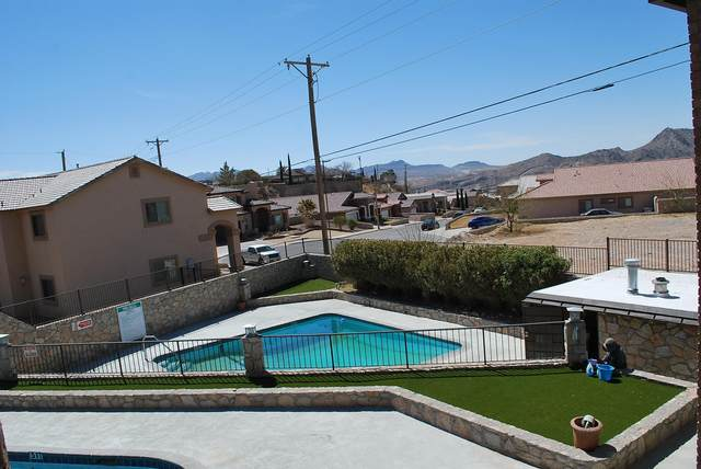 4433 N Stanton Street T15, El Paso, TX 79902 (MLS #842716) :: Mario Ayala Real Estate Group