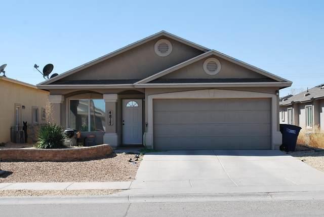 4817 Guillermo Espinoza Street, El Paso, TX 79938 (MLS #842722) :: Summus Realty