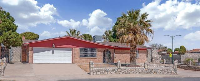 1741 Trawood Drive, El Paso, TX 79925 (MLS #842752) :: Summus Realty